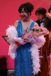 Jazz Vocalist 佐野亜利亜